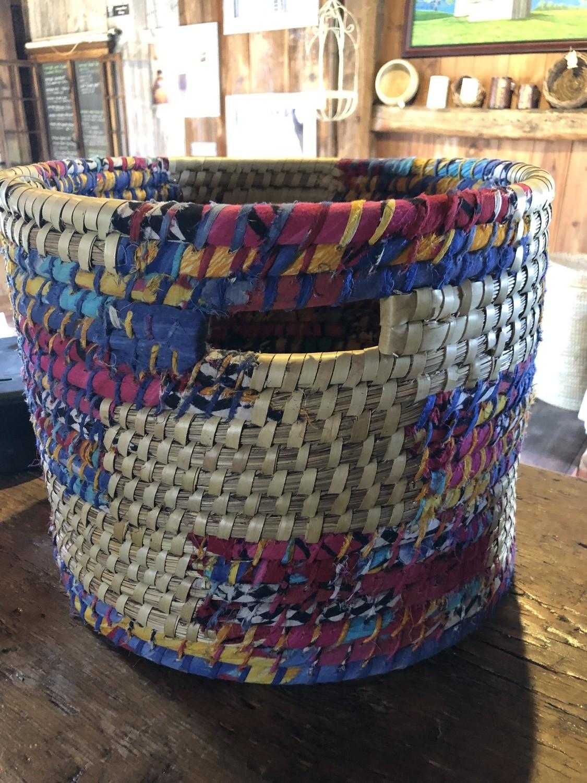 Chindi Chairstep Basket Medium