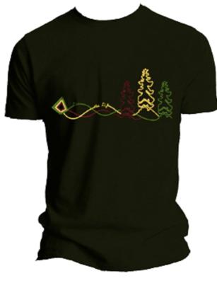 Tree Rhythms Organic Cotton LONG SLEEVE