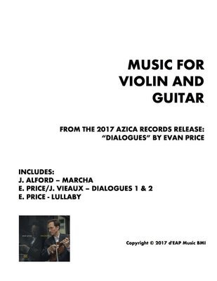 Music for Violin and Guitar (pdf)
