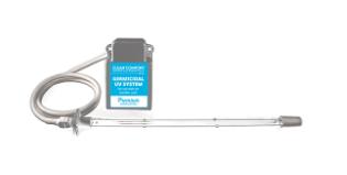 Single Lamp UV Coil Purifier