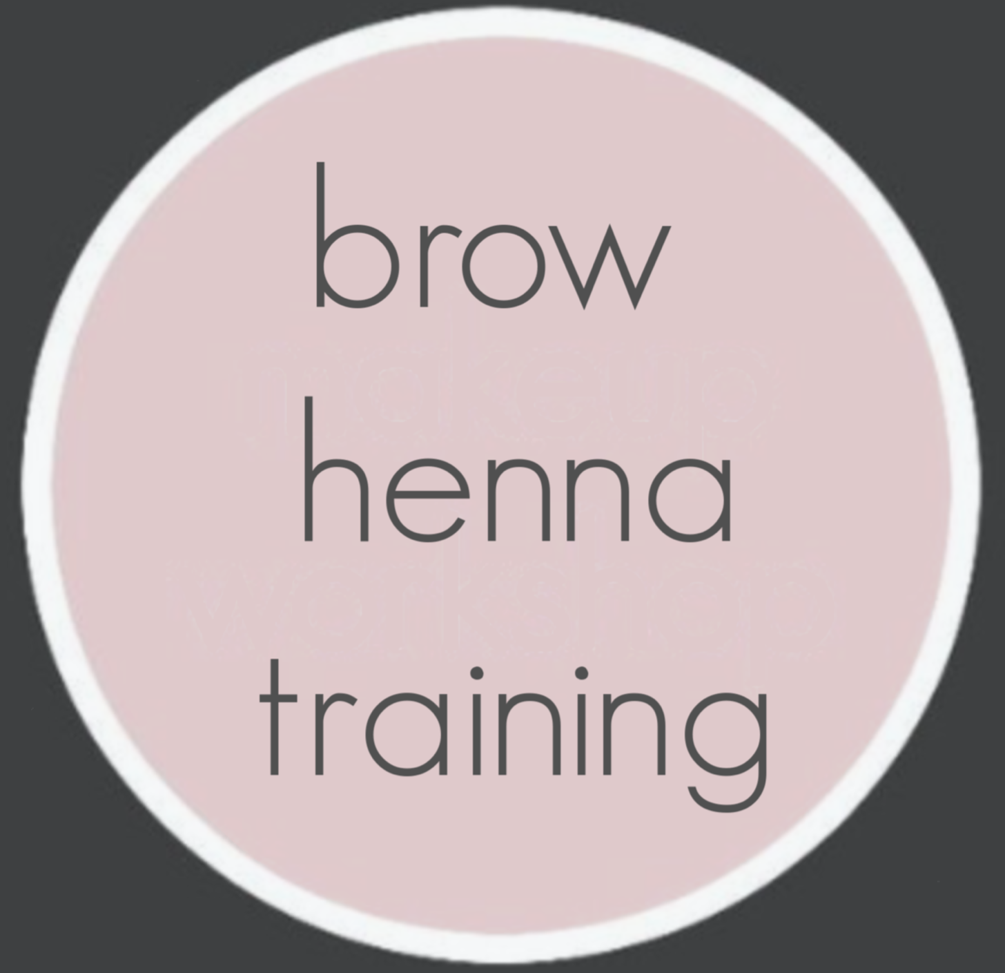 BROW HENNA TRAINING