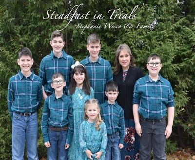 Steadfast in Trials - Audio CD