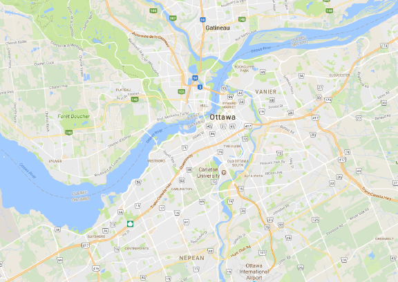 Gatineau, Aylmer, Hull, Ottawa – one year