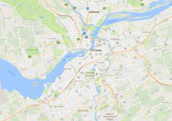 Gatineau, Aylmer, Hull, Ottawa – one year