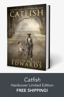 Catfish - Hardcover Limited Edition - FREE SHIPPING!