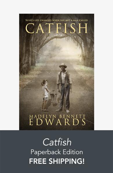 Catfish - Paperback Version - FREE SHIPPING!