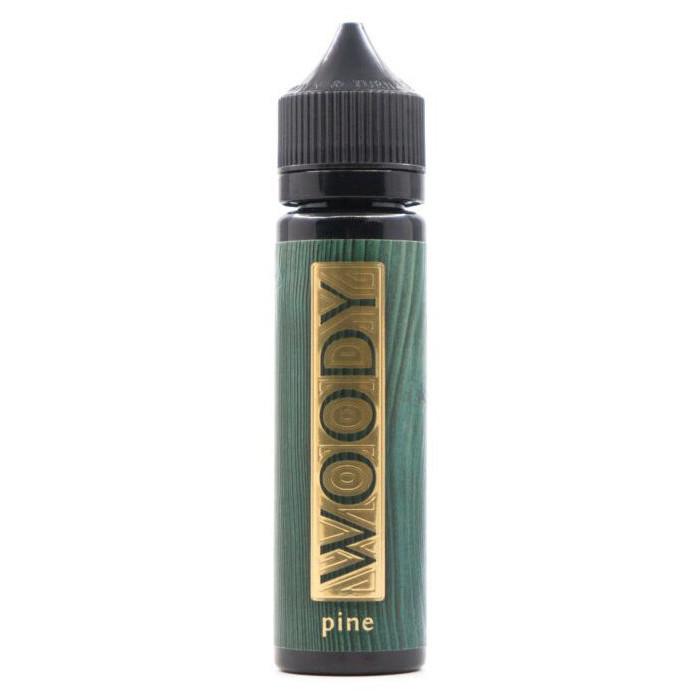 WOODY: PINE 58ML 0MG
