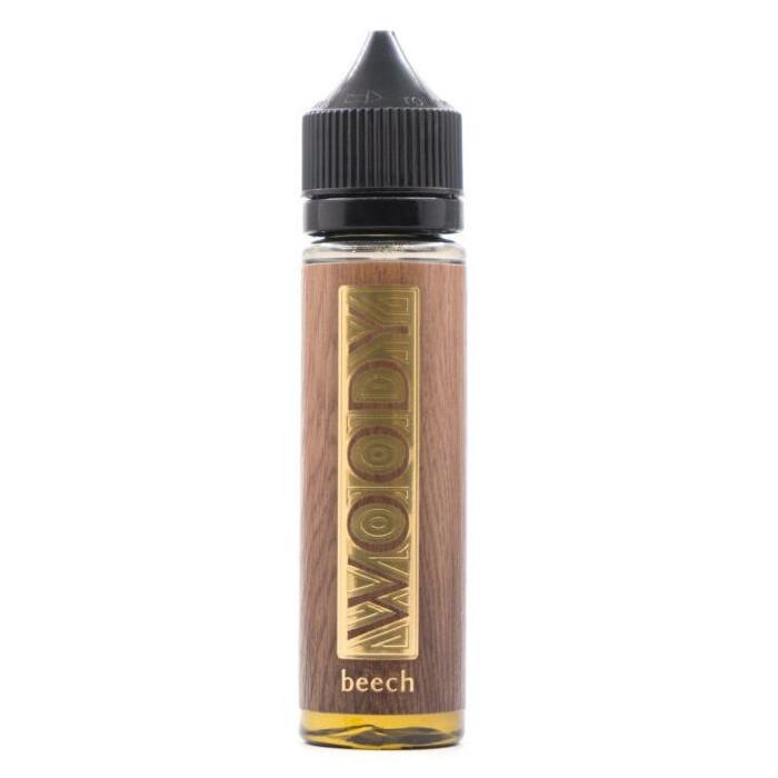 WOODY: BEECH 58ML 0MG