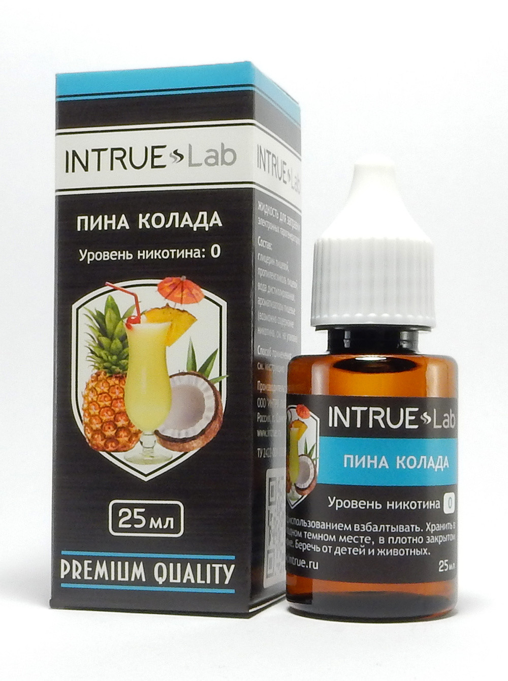 INTRUE LAB: ПИНА КОЛАДА 25ML 3MG