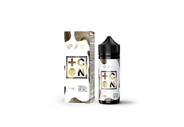 ICON: CIN CITY 100ML 3MG