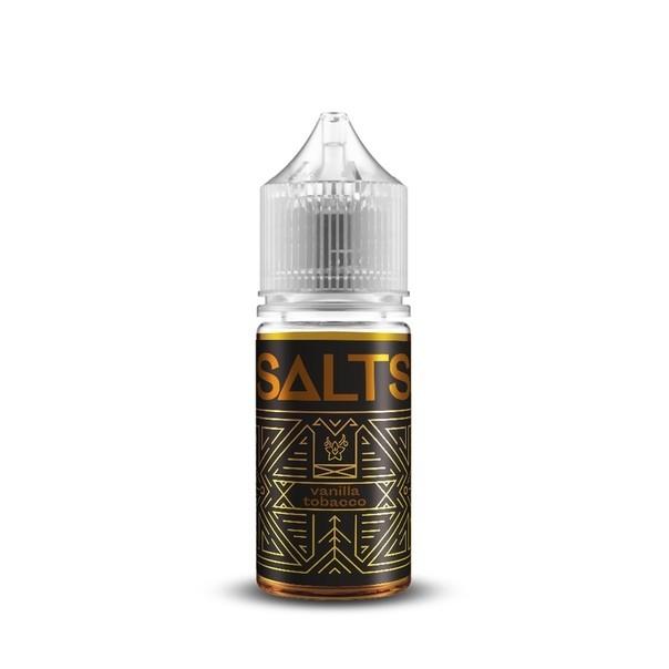SALTS: VANILLA TOBACCO 30ML 25MG