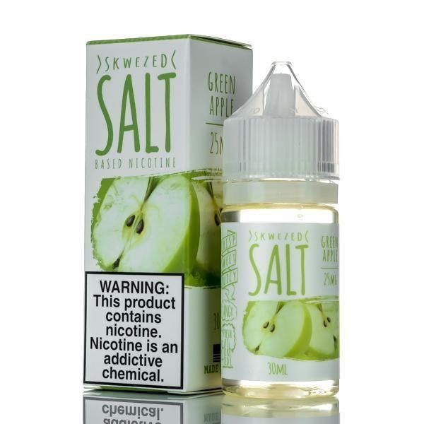 SKWEZED SALT: GREEN APPLE 30ML 25MG