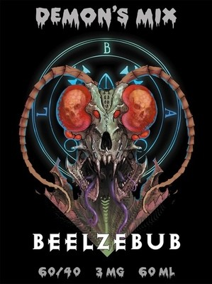 DEMON'S MIX: BEELZEBUB 60ML 6MG