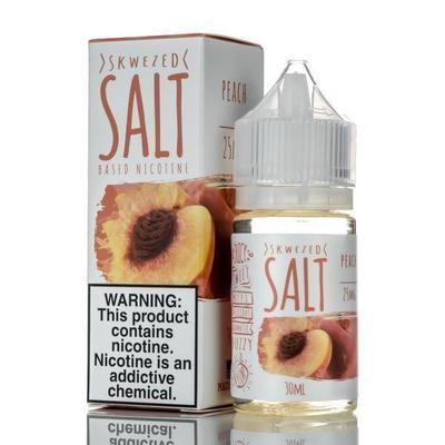 SKWEZED SALT: PEACH 30ML 25MG