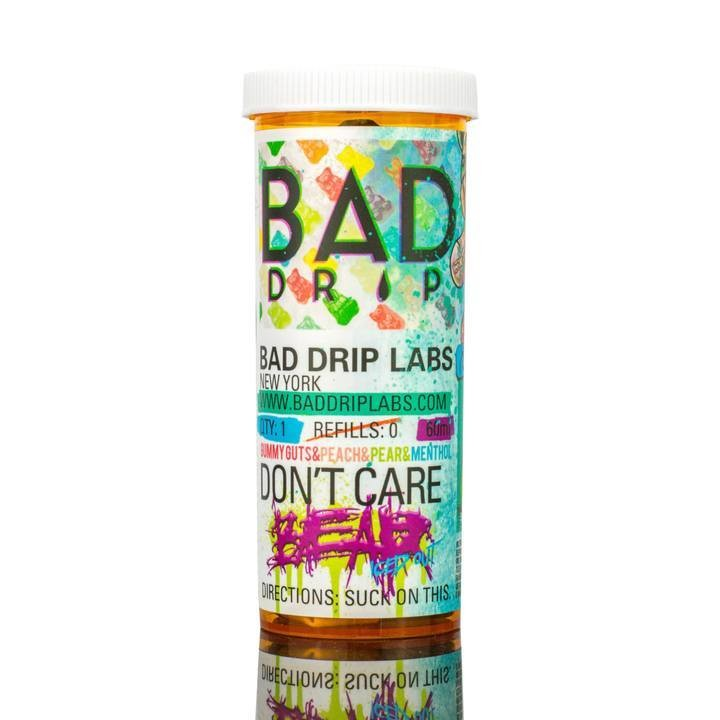 BAD DRIP: DON'T CARE BEAR ICED OUT 60ML 3MG