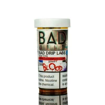 BAD SALTS: BAD BLOOD 30ML 45MG