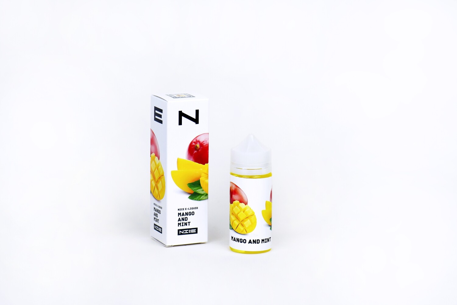 NICE BY URBN: MANGO AND MINT 95ML 0MG