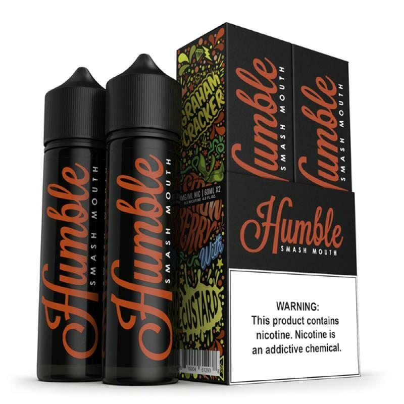 HUMBLE: SMASH MOUTH 60ML 0MG