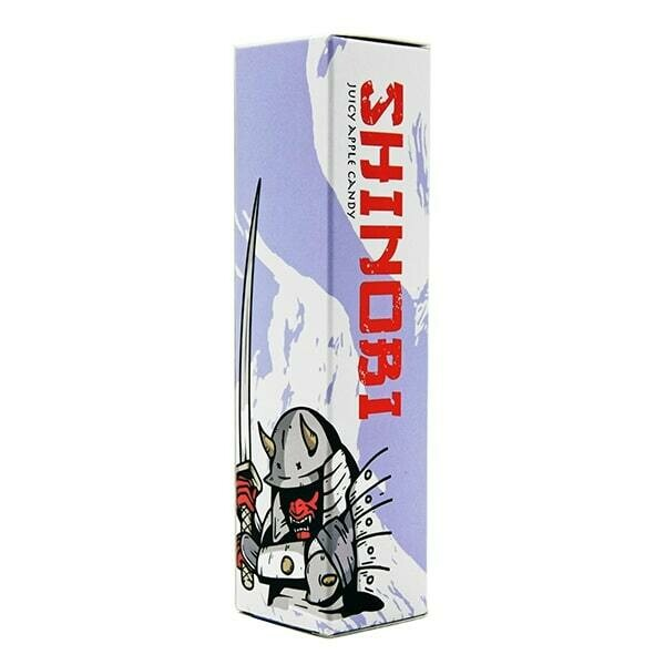 BANZAI BY GLITCH SAUCE: SHINOBI  60 ML 3MG