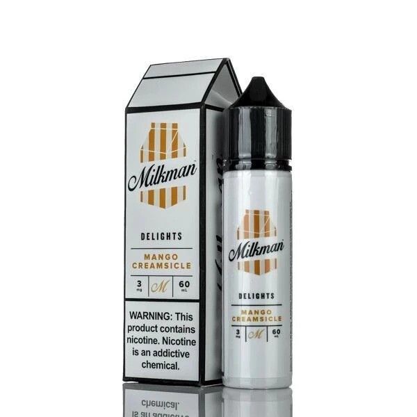 THE MILKMAN : DELIGHTS MANGO CREAMSICLE 60ML 3MG