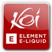 KOI SALT BY ELEMENTS: SAKURA MOCHI 30 ML 35MG