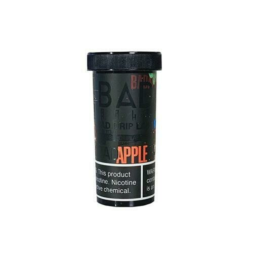 BAD SALTS: BAD APPLE 30ML 45MG