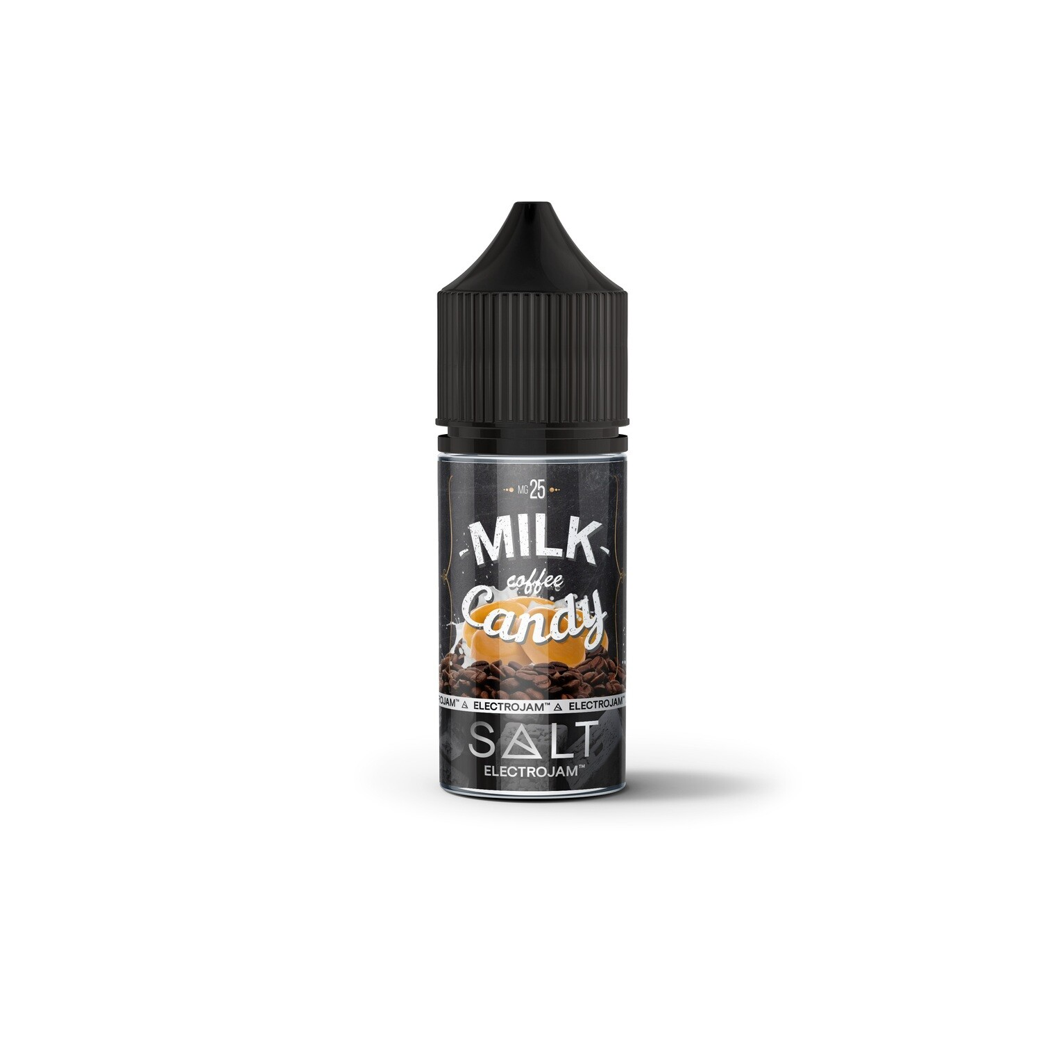 ELECTROJAM: MILK COFFE CANDY SALT 30ML 25MG