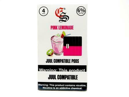 EONSMOKE PODS FOR JUUL: PINK LEMONADE
