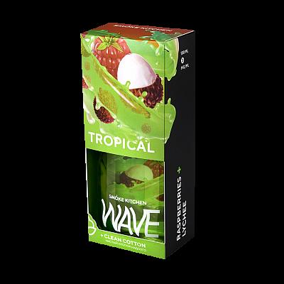 SMOKE KITCHEN WAVE: TROPICAL WAVE 100ML 3MG