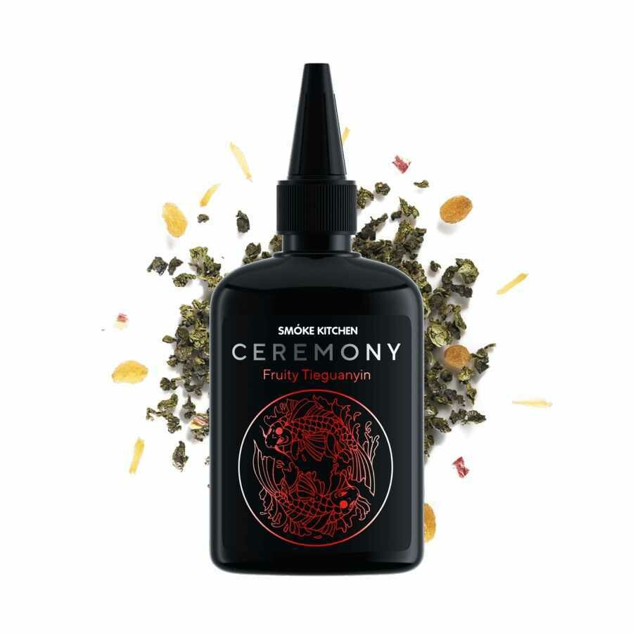 SMOKE KITCHEN CEREMONY: FRUITY TIEGUNYIN 100ML 0MG