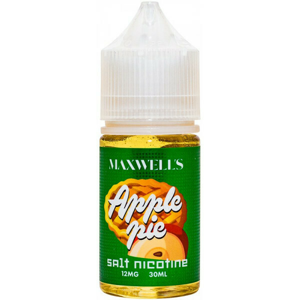 MAXWELLS: APPLE PIE SALT 30ML 20MG