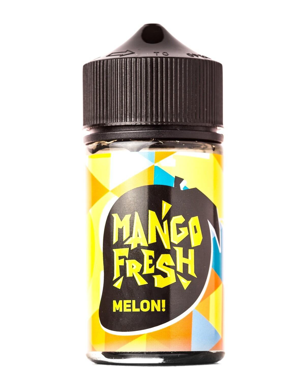 MANGO FRESH BY ДЯДЯ ВОВА: MELON 80ML 0MG