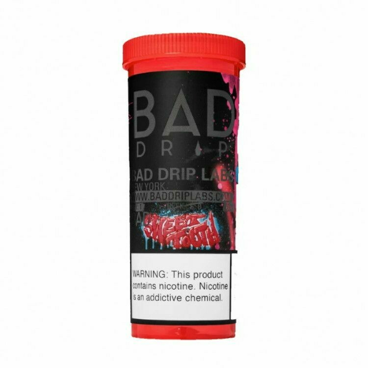 BAD DRIP: SWEET TOOTH 60ML 3MG