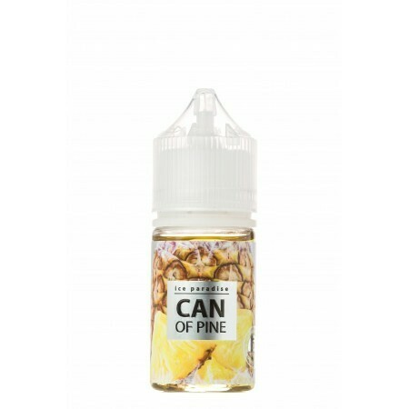 ICE PARADISE POD VERSION: CAN OF PINE 27ML 0MG