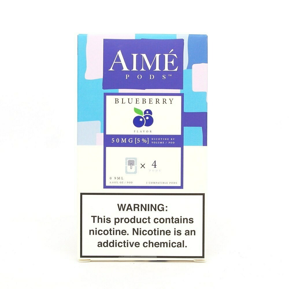 AIME PODS FOR JUUL: BLUEBERRY