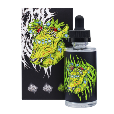 DOCTOR GRIMES: GREEN THORN 60ML 0MG