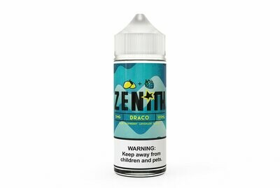 ZENITH: DRACO 120ML 3MG