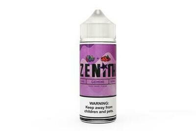 ZENITH: GEMINI 120ML 3MG