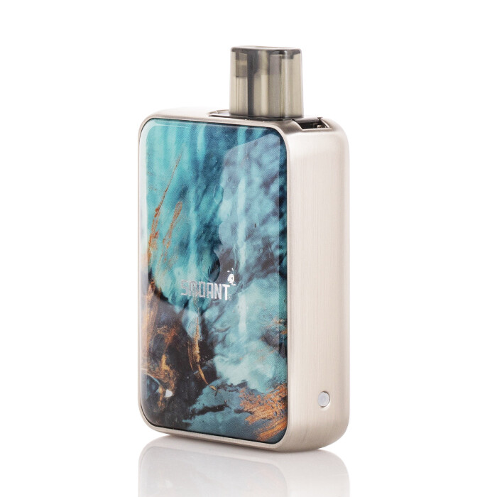 SMOANT: CHARON BABY POD KIT STAINLESS STEEL