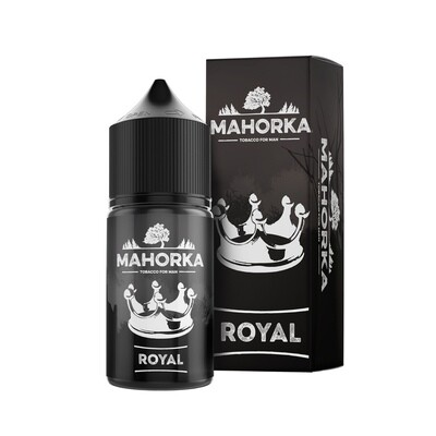 MAHORKA RED SALT:  ROYAL 30ML 45MG