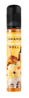 OVERSHAKE SALT BY SMOKE KITCHEN: CINNAMON ROLL 30ML 40MG