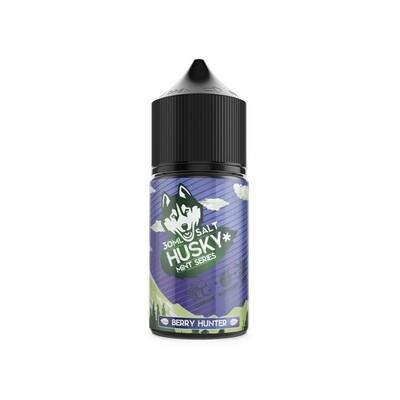 HUSKY MINT SERIES SALT: BERRY HUNTER 30ML 25MG