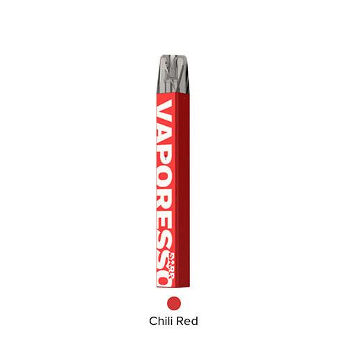 VAPORESSO: BARR POD SYSTEM CHILLI RED