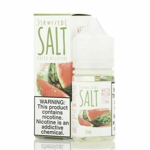 SKWEZED SALT: WATERMELON 30ML 50MG