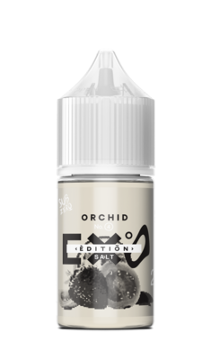 EDITION EXO SALT BY GLITCH SAUCE: ORCHID 30 ML 20MG