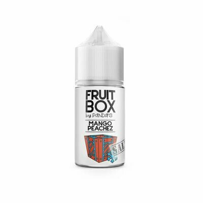 FRUITBOX: MANGO PEACHEZ 30ML 20MG