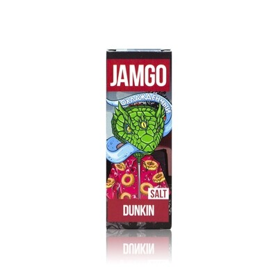 JAMGO SALT: DUNKIN 30ML 20MG