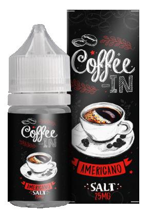 COFFE-IN SALT: AMERICANO 20MG STRONG