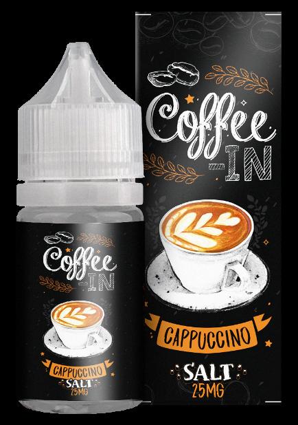 COFFE-IN SALT: LATTE 20MG