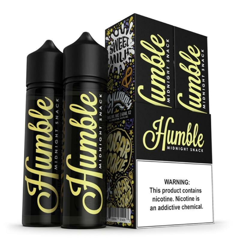 HUMBLE: MIDNIGHT SNACK 60ML 0MG